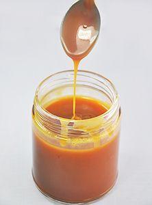 Как приготовить потрясающе вкусный соленый карамельный соус, рецепт с пошаговыми фотографиями