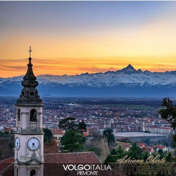 Buongiorno from Torino. Have you ever been here? ;)  Photo by: