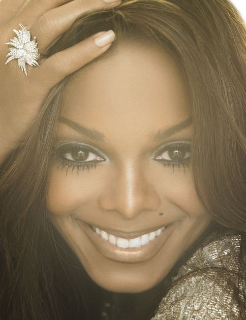 Janet Jackson one of my favorite childhood singers!
