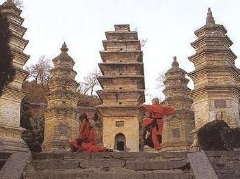 Shaolin Temple, Luoyang Sightseeing Attractions for Tourist