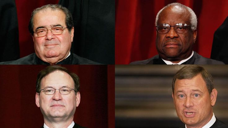 Scalia, Thomas, Roberts, Alito Suddenly Realize They Will Be Villains In Oscar-Winning Movie One Day - The Onion - America's Finest News Source
