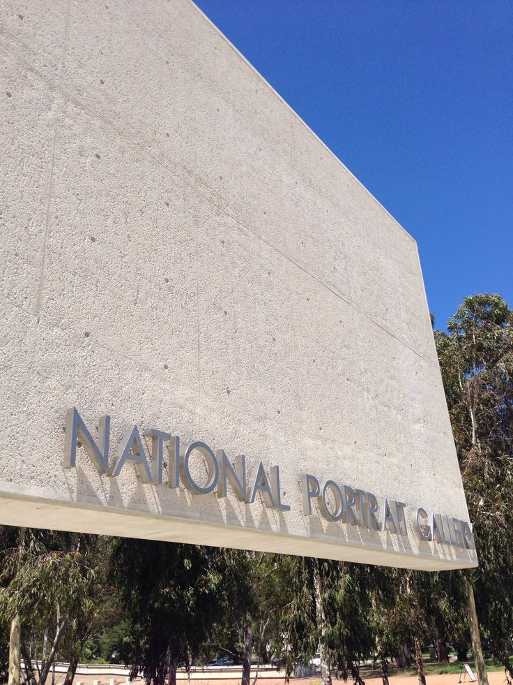National Portrait Gallery, Canberra ACT