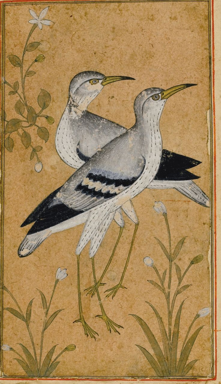 A Rare Concertina-form Album of Miniatures and Calligraphy (Muraqqa'), Persia, 16th-19th century