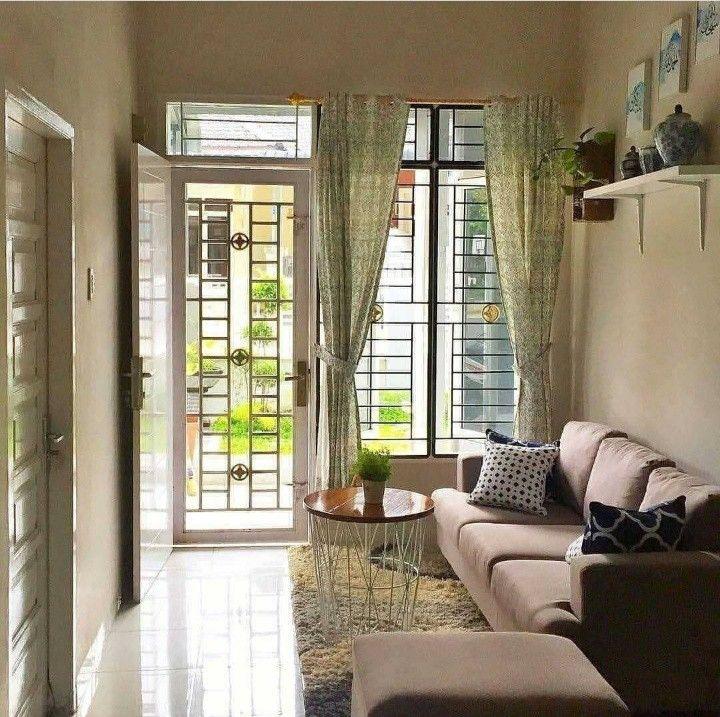 Pin Oleh Yuls Di Home Inspiration Rumah Ruang Tamu Rumah