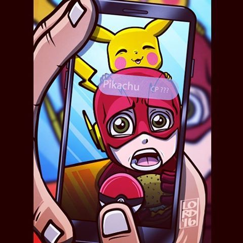 """Lordmesa Art — """"Pika-chew?"""" These things are everywhere!!!..."""