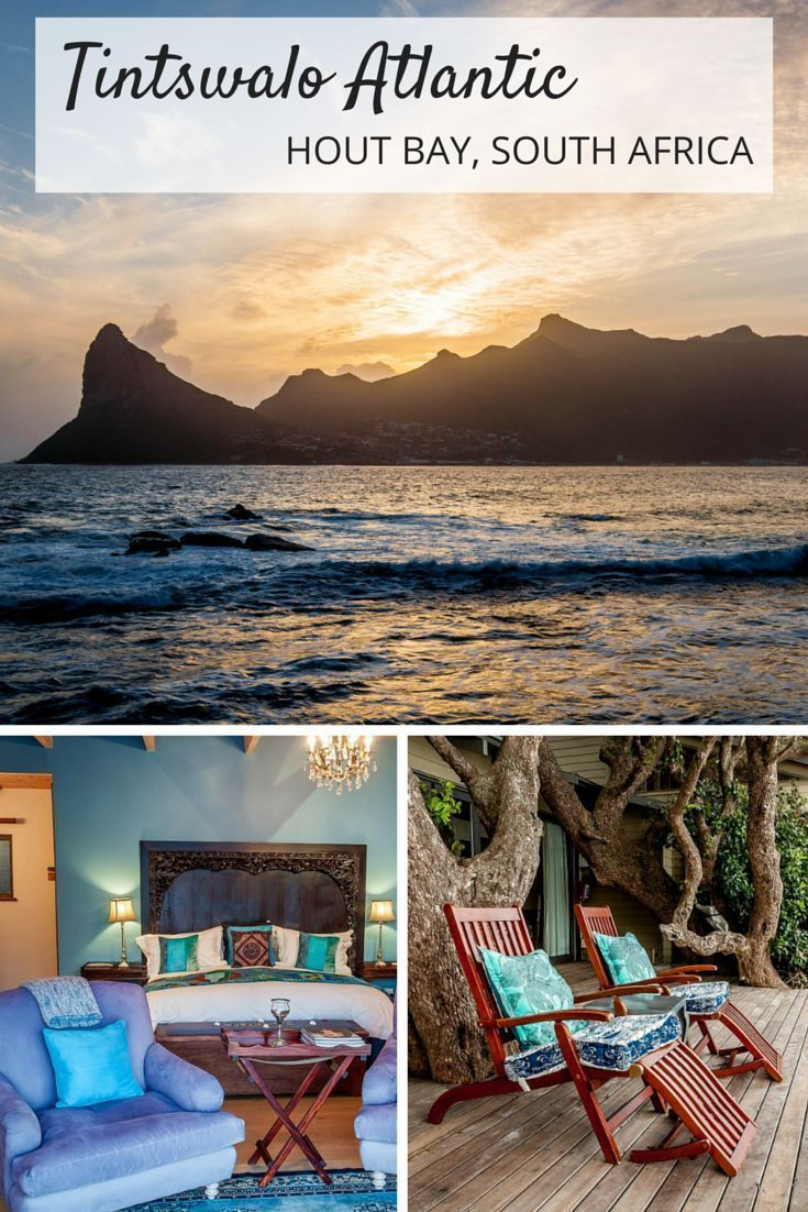 The luxurious Tintswalo Atlantic is located in South Africa's Table Mountain National Park. The food and personalized service at the hotel are fantastic, and the views are second-to-none.