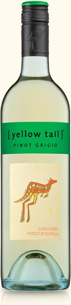 Pinot Grigio | yellow tail wine