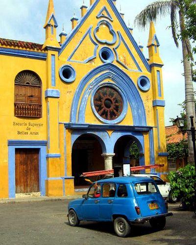 Cartagena Colombia..