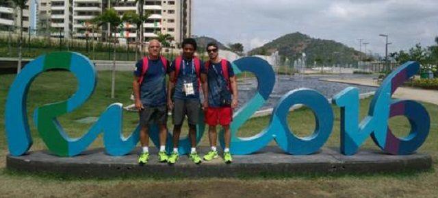Jogos Paralímpicos 2016: Miguel Vieira compete amanhã frente a Halyson Boto