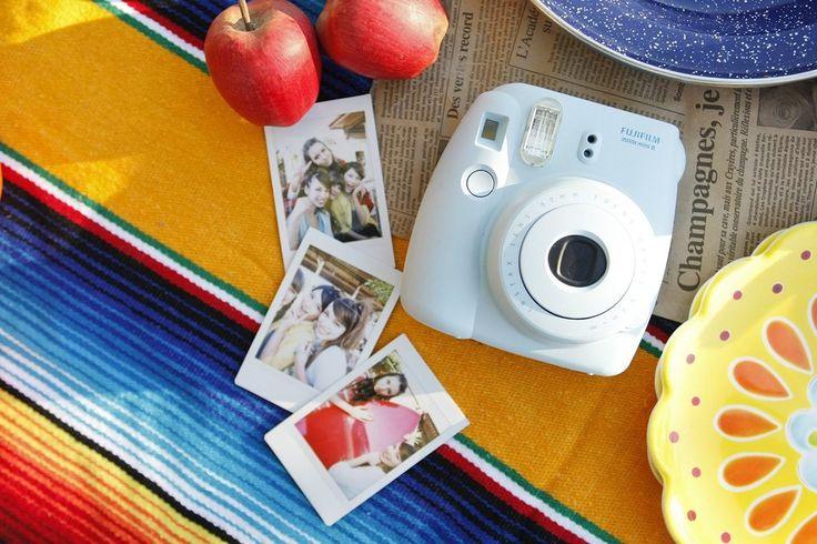 Sleepaway camp essentials: Instax instant camera for kids