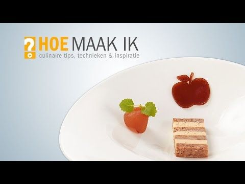 Hoe Maak Ik - Gelei van Appel en Appelstroop - YouTube