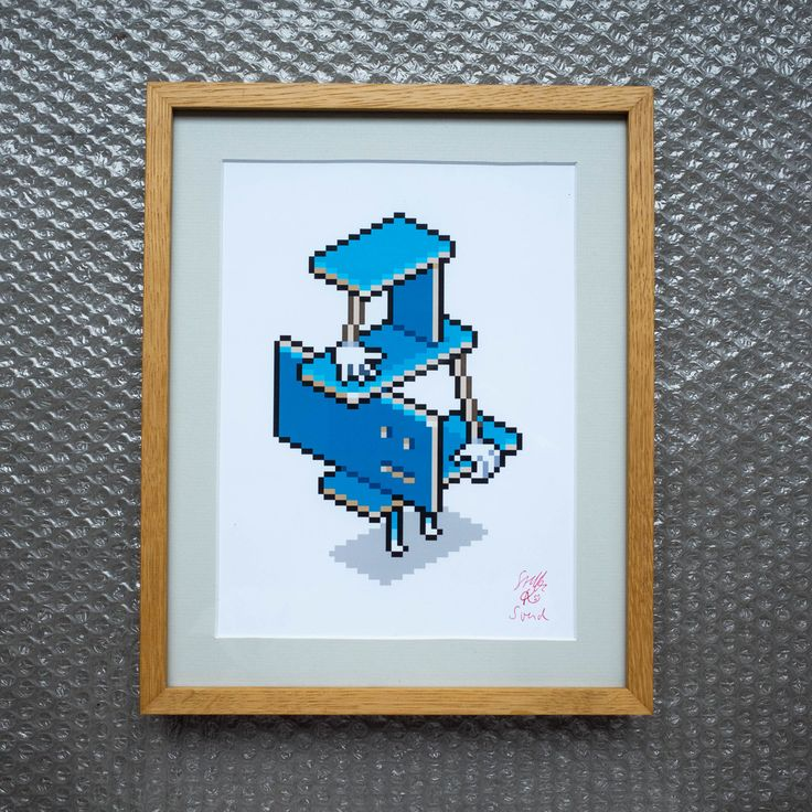 TwyDrone Art Print