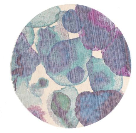 Tapis Watercolor stains CVD16428