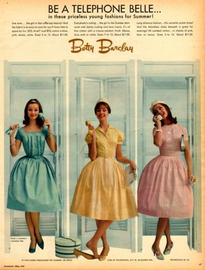 I love vintage advertisements!