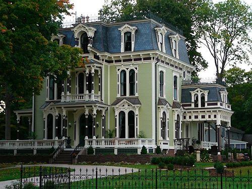 House Color Schemes House Colors Vintage Houses Victorian Houses