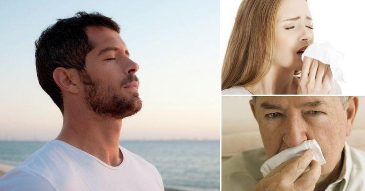 Cómo aliviar una nariz congestionada en tan solo unos minutos