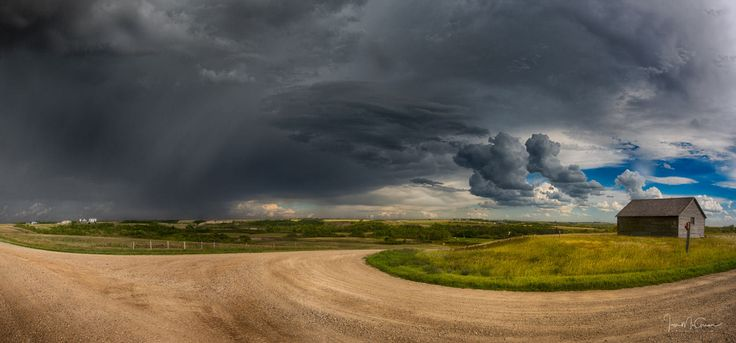 Stormy Junction by Ian McGregor on 500px