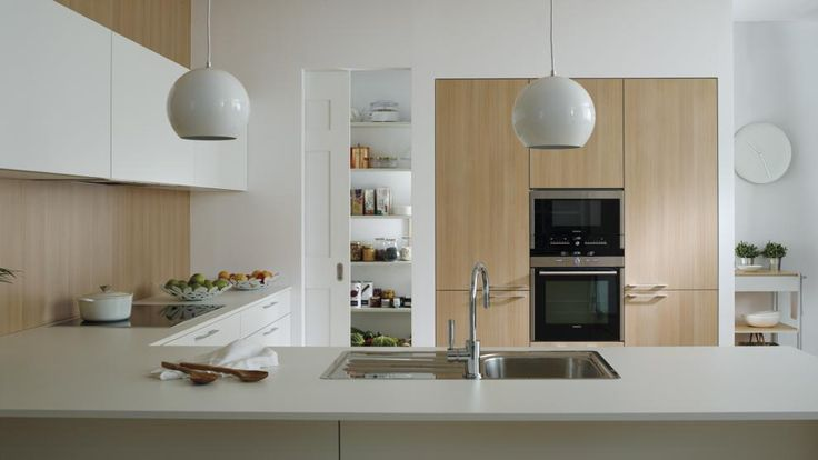12 best ariane kitchen design images on pinterest for Tall fitted kitchen unit