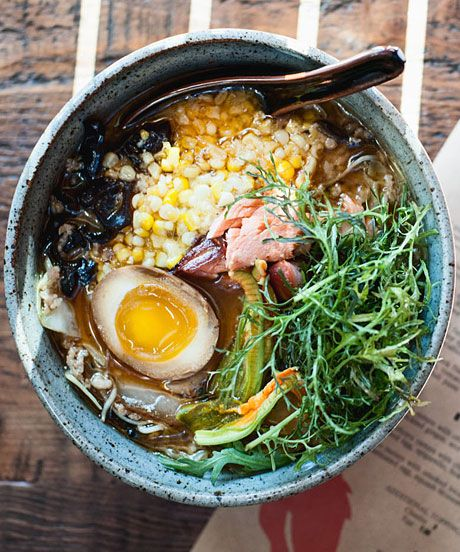 Gotta try at least one of these places out. I love ramen! Spoons Up! The 10 Best Ramen Bowls In The Bay #refinery29