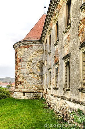 Bánffy Castle (or Bonţida Bánffy Castle) is an architectonic Baroque monument situated in Bonţida, a village in the vicinity of Cluj-Napoca, Romania. It was owned by the Bánffy family (of which Miklós Bánffy was a member). The owner is Katalin Banffy, who has 2 daughters, Nicolette and Elisabeth.