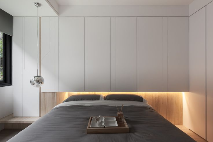 Bedroom by Indot. Photo by Hey-Cheese!