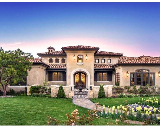 217 Best Architecture Luxury Estate Tuscan Mediterranean Images On Pinterest