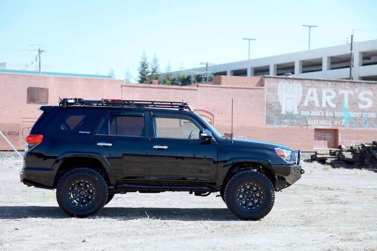 **RiDE T4R Build** 2011 LE Zombie Crusher - Page 20 - Toyota 4Runner Forum - Largest 4Runner Forum