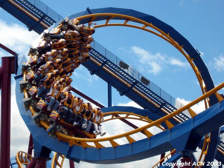 Scream! Ride Out Loud~six flags magic mountain