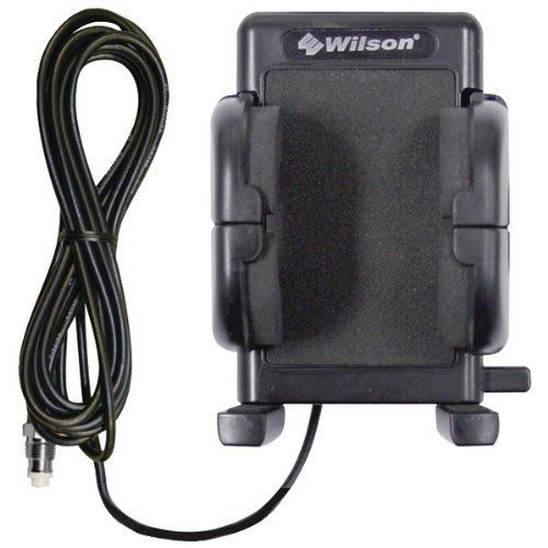 Wilson Cell Phone Cradle Plus Antenna Kit FME-Female Connector (301146) #WIlsonElectronics
