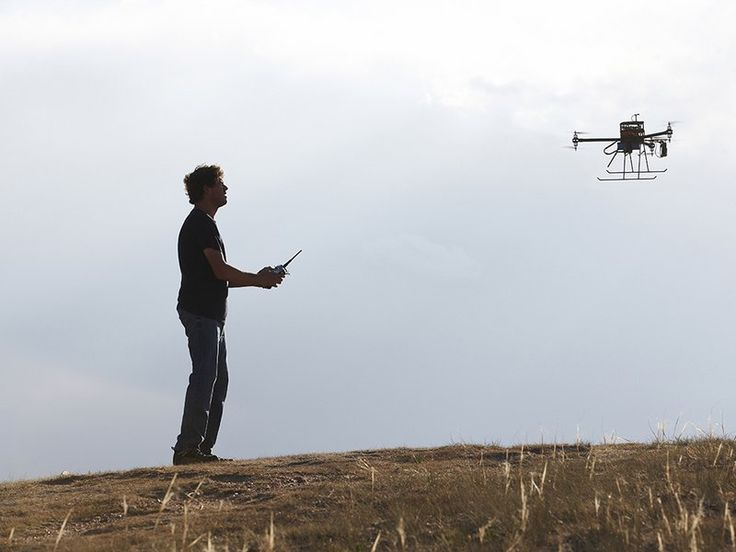 Weekend project? Learn how to build your own drone.