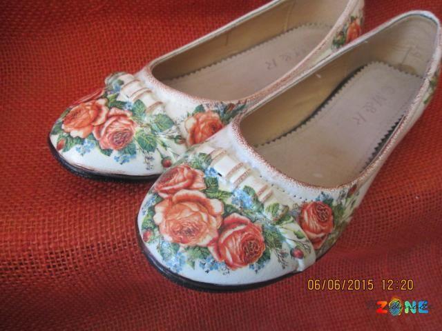 Pantofi colorati Balabanesti - HandMadeZone - Vinde si cumpara creatii handmade