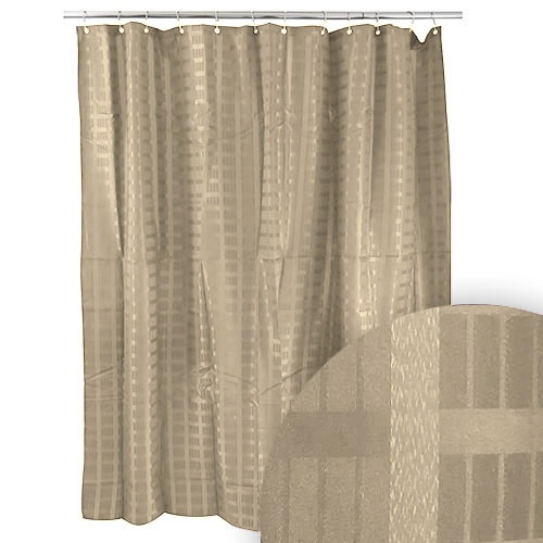 15 Best Images About Solid Color Shower Curtains On