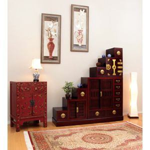 korean furniture | Korean Furniture: Step Chest ST540BR| products for sale