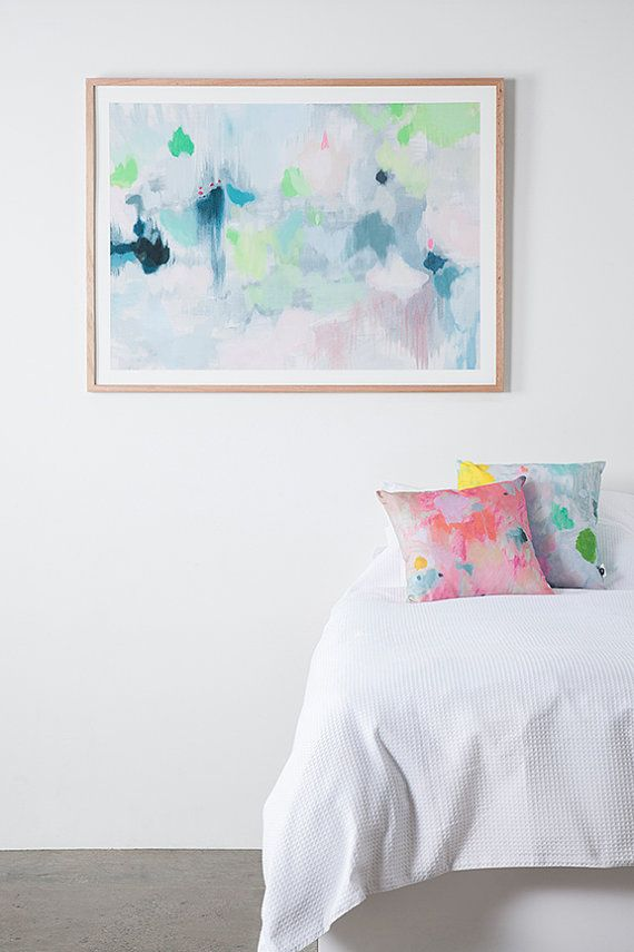 NEW abstract fine art print . lifted . a4- large format, five sizes . free shipping within australia
