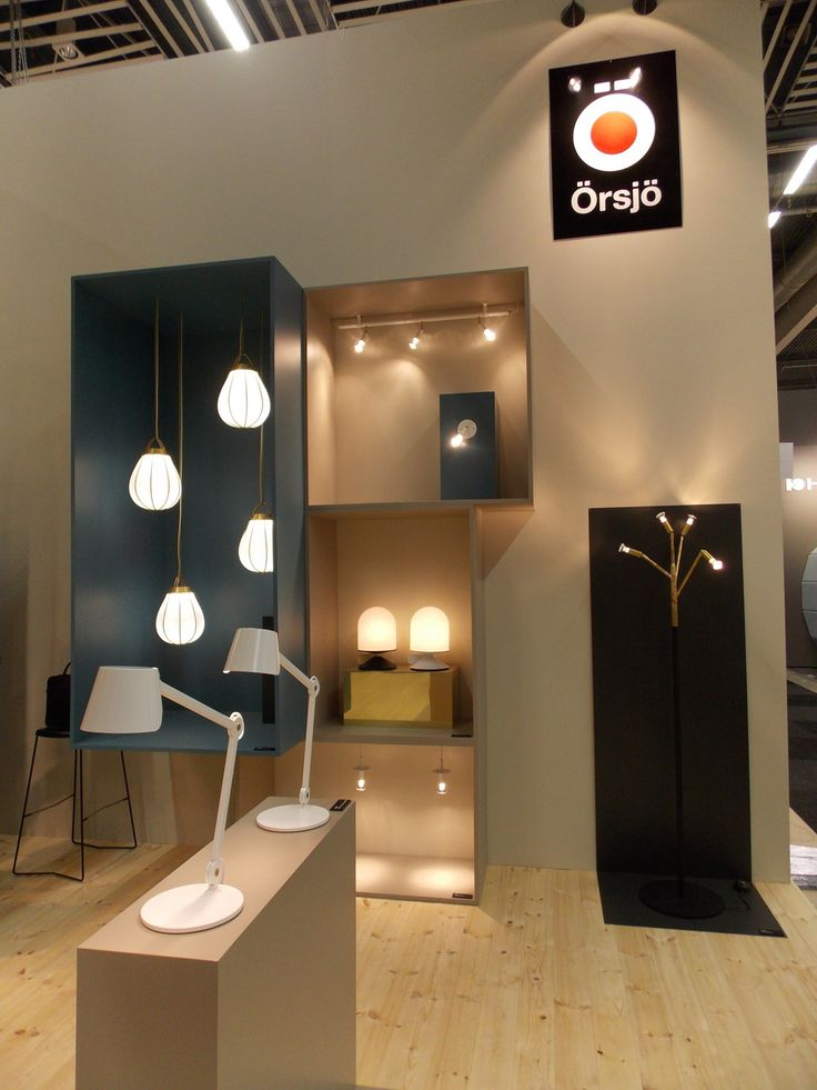 Stockholm Furniture Fair 2015   Örsjö