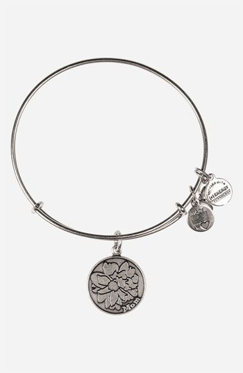 Alex and Ani 'Mom'      From Holly for my birthday! Thank you! Love you!!