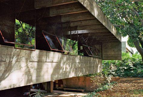 Somewhere I would like to live: Casa no Butantã / Paulo Mendes da Rocha e João de Gennaro, 1964