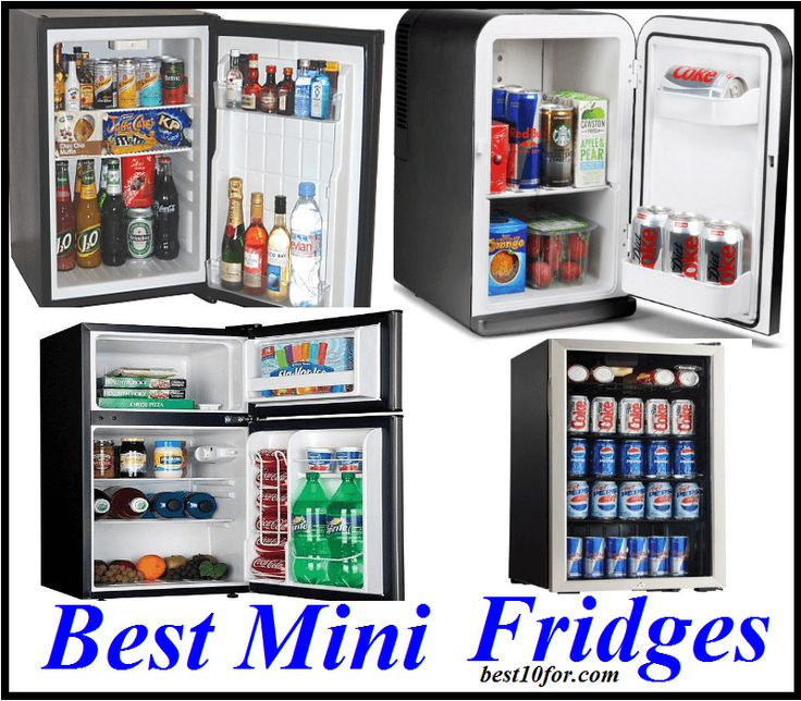 this are the world's best 10 mini fridges based on quality,price and performance.