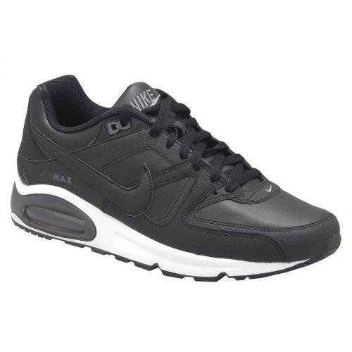 NIKE AIR MAX COMMAND LEATHER De Nike Air Max is een klassiek model sneaker voor heren.