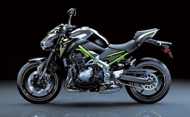 Kawasaki Z900 Limited Edition