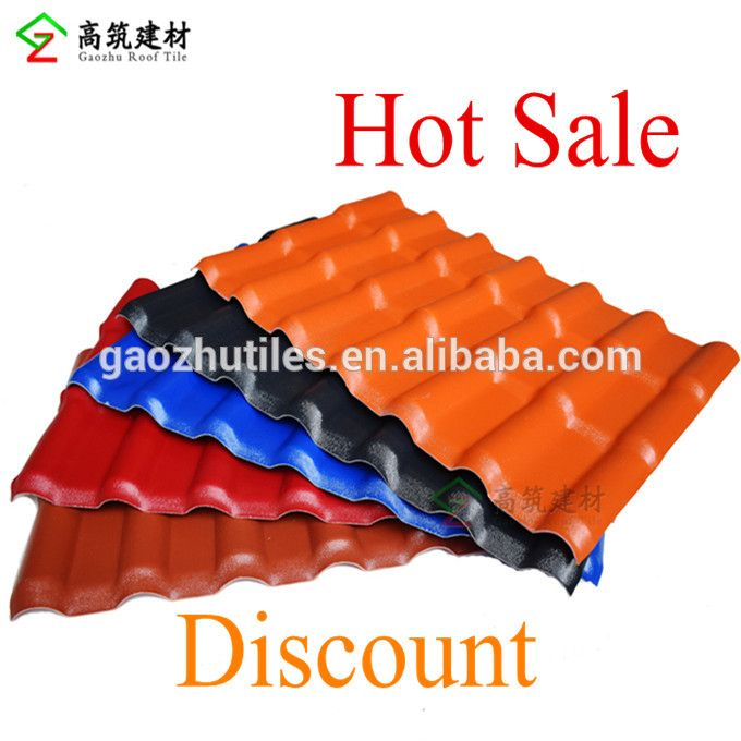 asa synthetic resin tile roofing materials plastic roof tile for villas plastic roofing sheets for house types of roof tiles