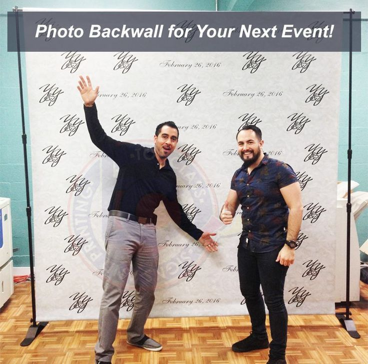 Our step and repeat backdrop designed to provide free advertising that comes in handy in creating brand awareness or precious memories whether its from your Iphone or from a professional photographer. Our stands will definitely make your brand stand out at an official event such as a trade show or wedding. Make your visit to our link for more details.  #stepandrepeatbackdrop