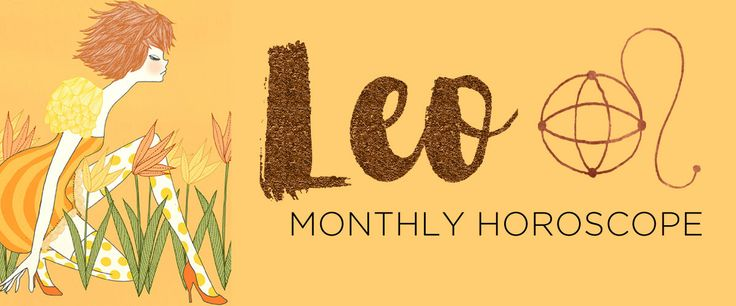 Your Leo monthly horoscope and sun sign astrology forecast by The AstroTwins, Ophira and Tali Edut, astrologers for ELLE and Refinery29.