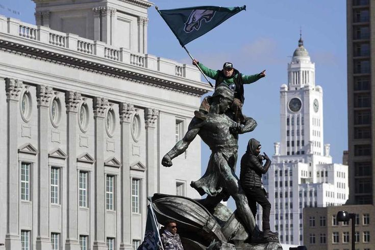 Fly Eagles, Fly! Fans Swarm Philly for Long-Awaited Super Bowl Victory Parade - NBC 10 Philadelphia