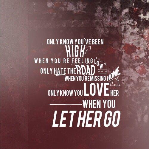 Passenger- let her go ❤