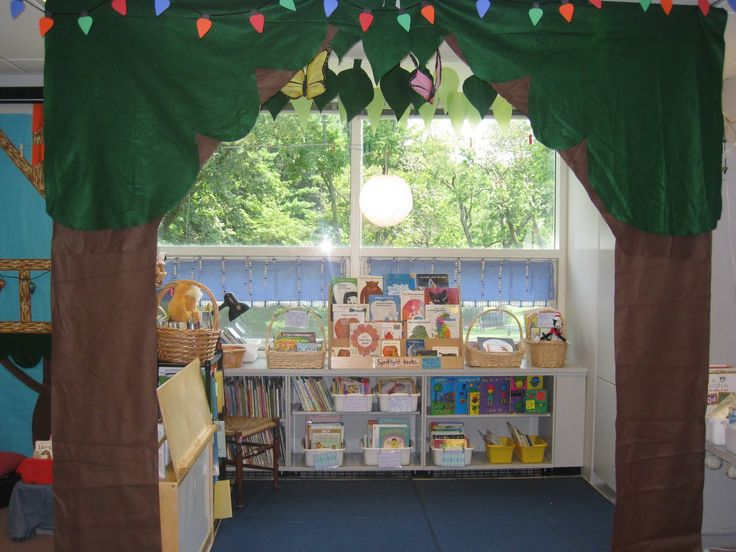 Camping Classroom Decoration : 41 best camping theme decorations for school library images on