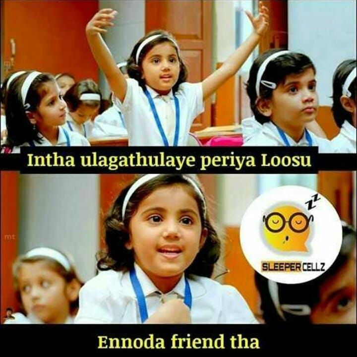 Tag Tht Periya Loosu Girl Friendship Quotes Besties Quotes Friends Quotes Funny