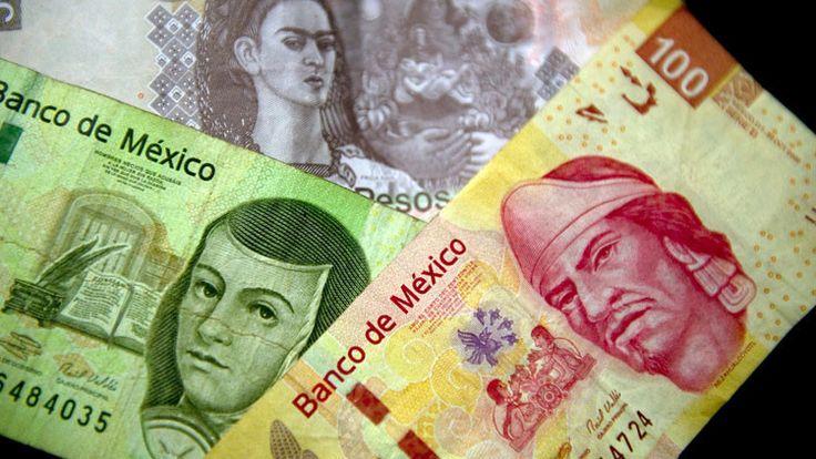 Moneda mexicana en decadencia