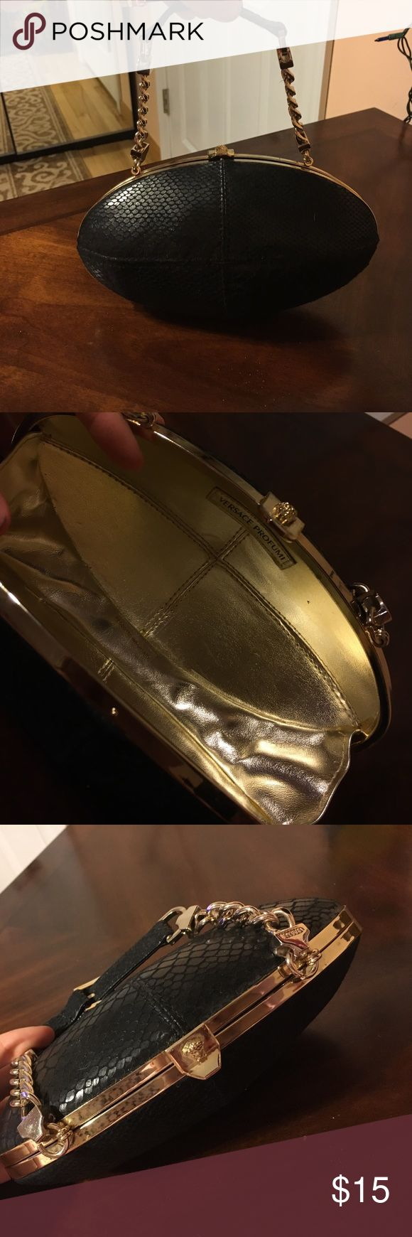 Versace Profumo Purse Versace Profumi small purse, never used before Bags Mini Bags