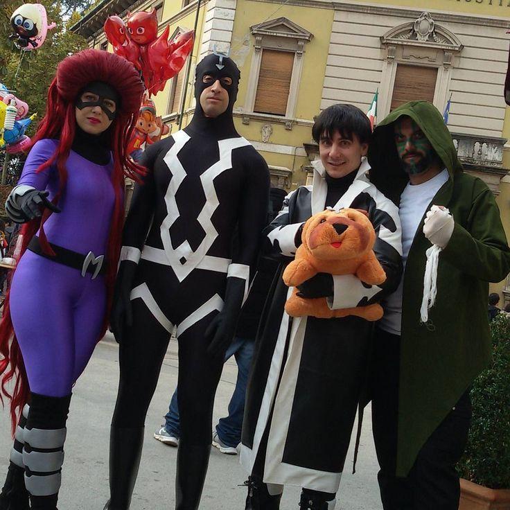 MCI LIVE da #LuccaCG17 #LuccaHeroes - DAY 4 - #Hulkbuster #Deadpool #XMen #CivilWar #MarvelCosplay #IronMan #Avengers #MarvelComics #MarvelGram #CaptainAmerica #Cosplay #BlackWidow #costume #love #photooftheday #amazing #instalike #igers #picoftheday #followme #instagood #bestoftheday